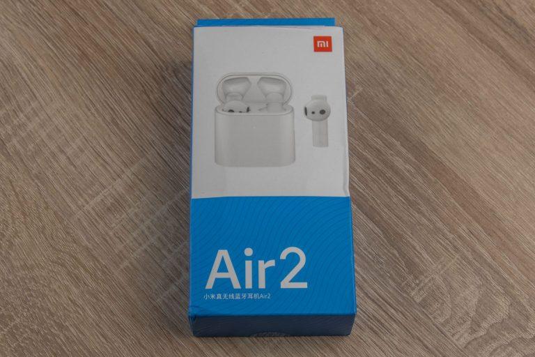 Xiaomi Air 2 (AirDots Pro 2) fülhallgató teszt 13