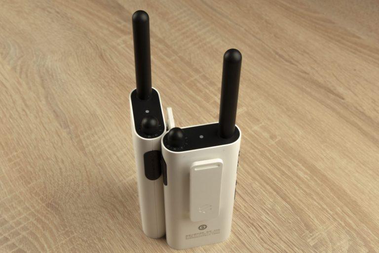 Xiaomi Beebest A208 walkie-talkie teszt 2