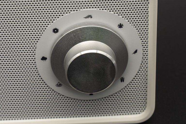 Xiaomi Qualitell alvássegítő hangfal teszt 9