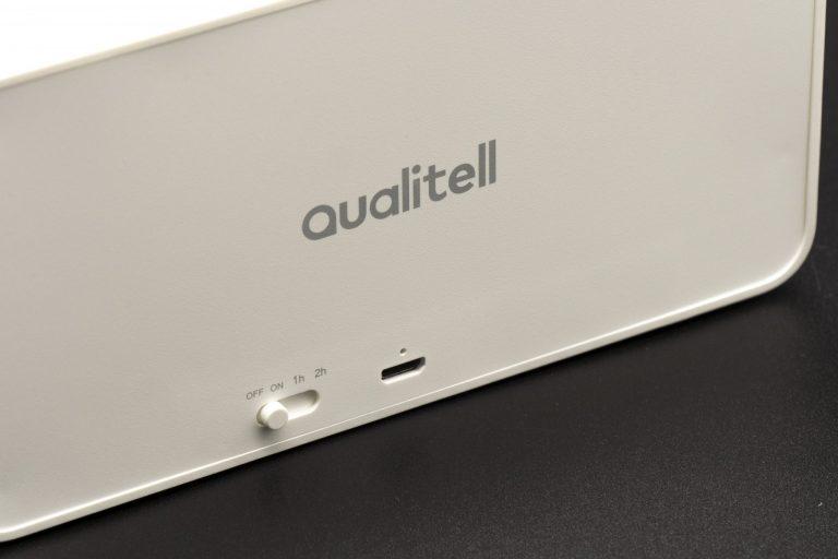 Xiaomi Qualitell alvássegítő hangfal teszt 6