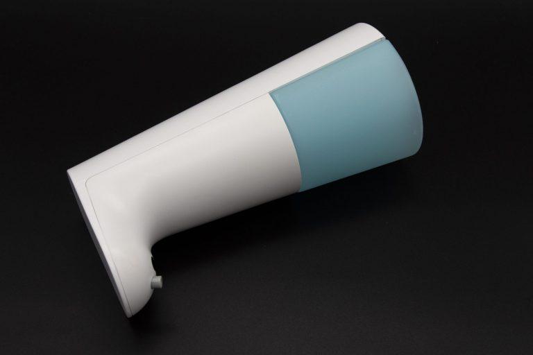 Xiaomi automatikus szappanadagoló teszt 3