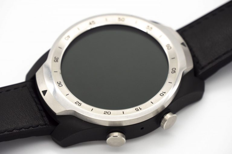 Ticwatch Pro okosóra teszt 10