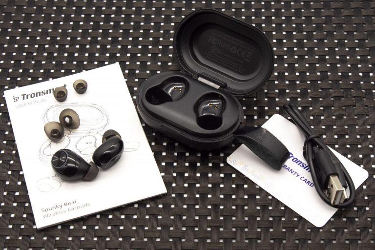 Tronsmart Spunky Beat TWS fülhallgató teszt 3