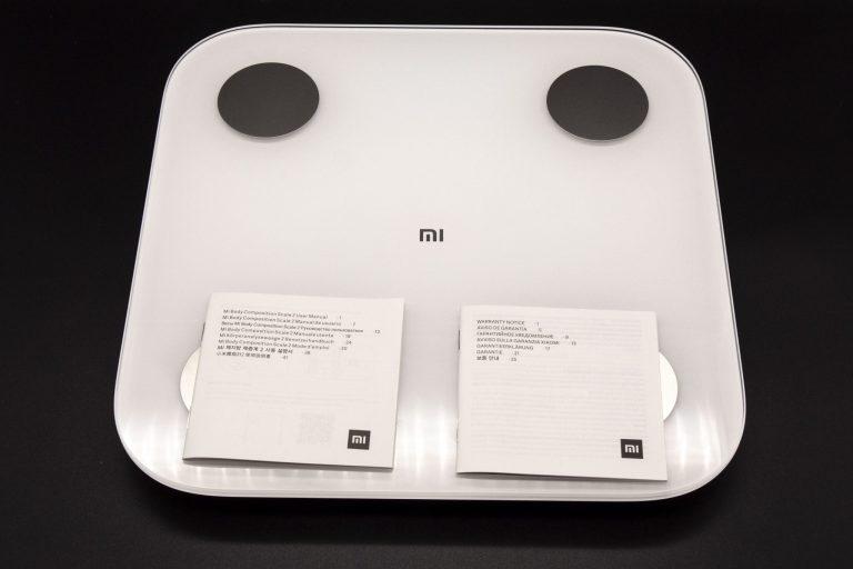 Xiaomi Mi Body Composition Scale 2 okosmérleg teszt 8