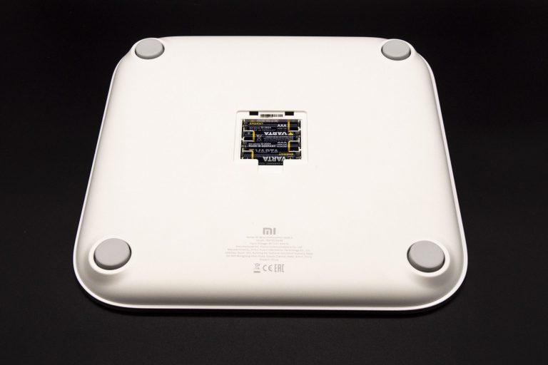 Xiaomi Mi Body Composition Scale 2 okosmérleg teszt 5