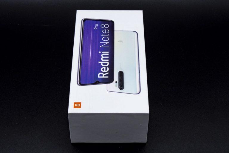 Redmi Note 8 Pro okostelefon teszt 2