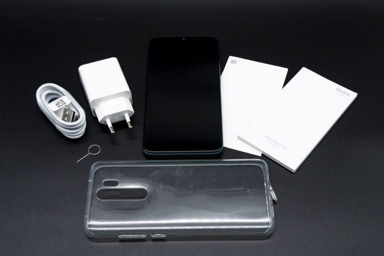 Redmi Note 8 Pro okostelefon teszt 3