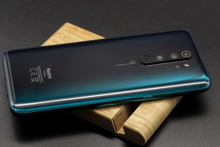 Redmi Note 8 Pro okostelefon teszt 10