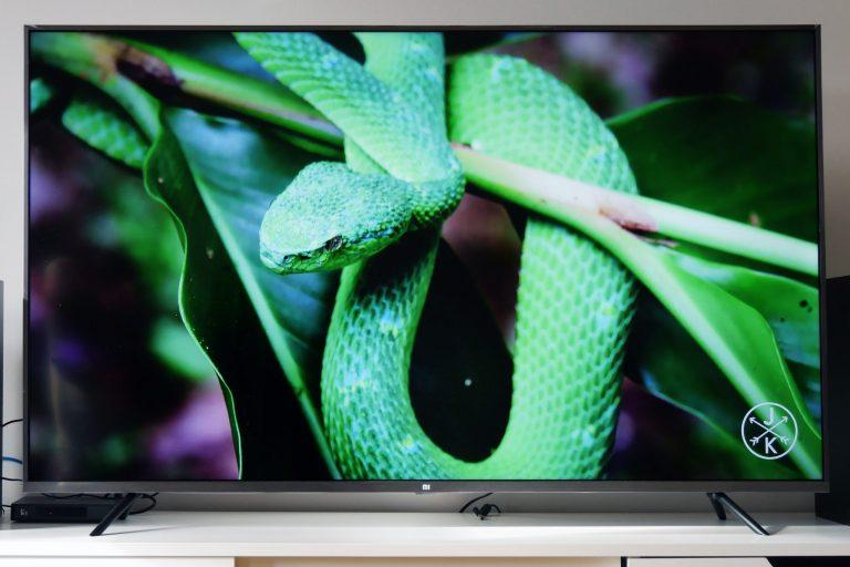 Xiaomi Mi TV 4S és 4A teszt 16