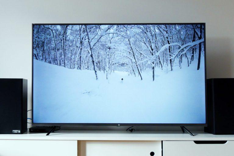 Xiaomi Mi TV 4S és 4A teszt 19