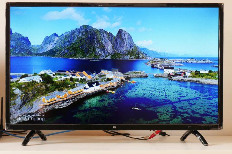 Xiaomi Mi TV 4S és 4A teszt 30