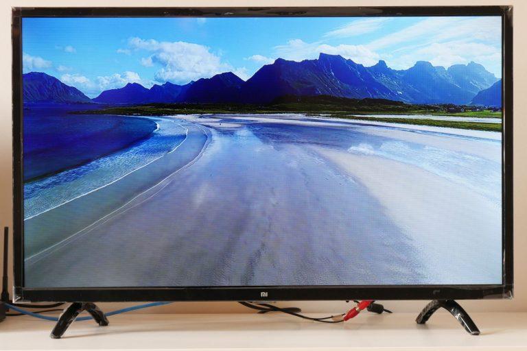Xiaomi Mi TV 4S és 4A teszt 32