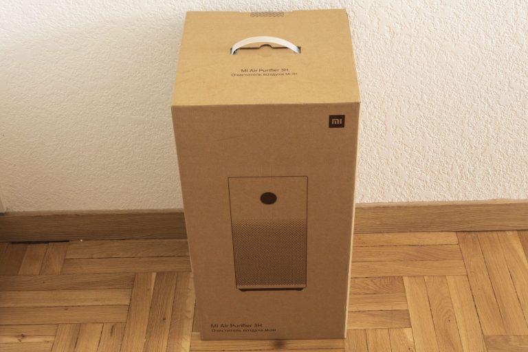 Xiaomi Air Purifier 3 légtisztító teszt 2