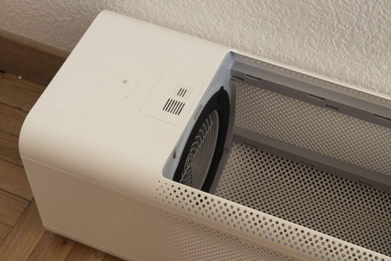 Xiaomi Air Purifier 3 légtisztító teszt 10