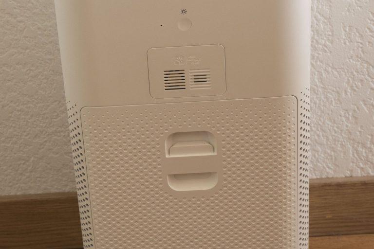 Xiaomi Air Purifier 3 légtisztító teszt 12