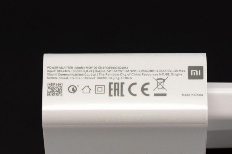 Xiaomi Mi Note 10 okostelefon előzetes 5