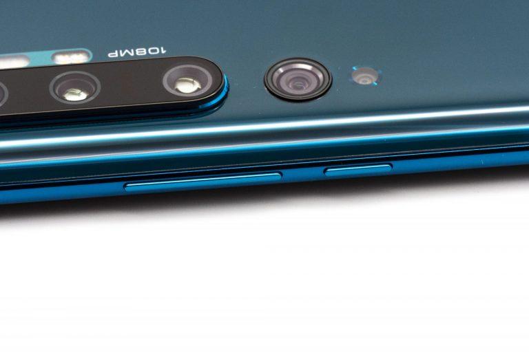 Xiaomi Mi Note 10 okostelefon előzetes 8