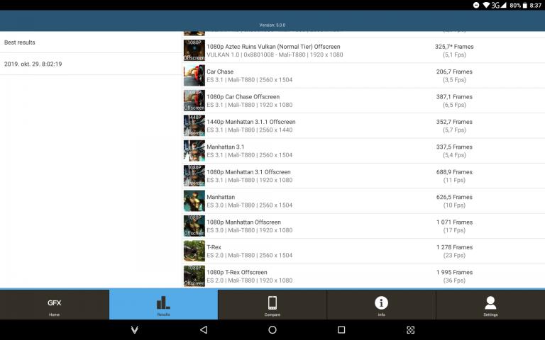 Teclast M30 tablet teszt 12