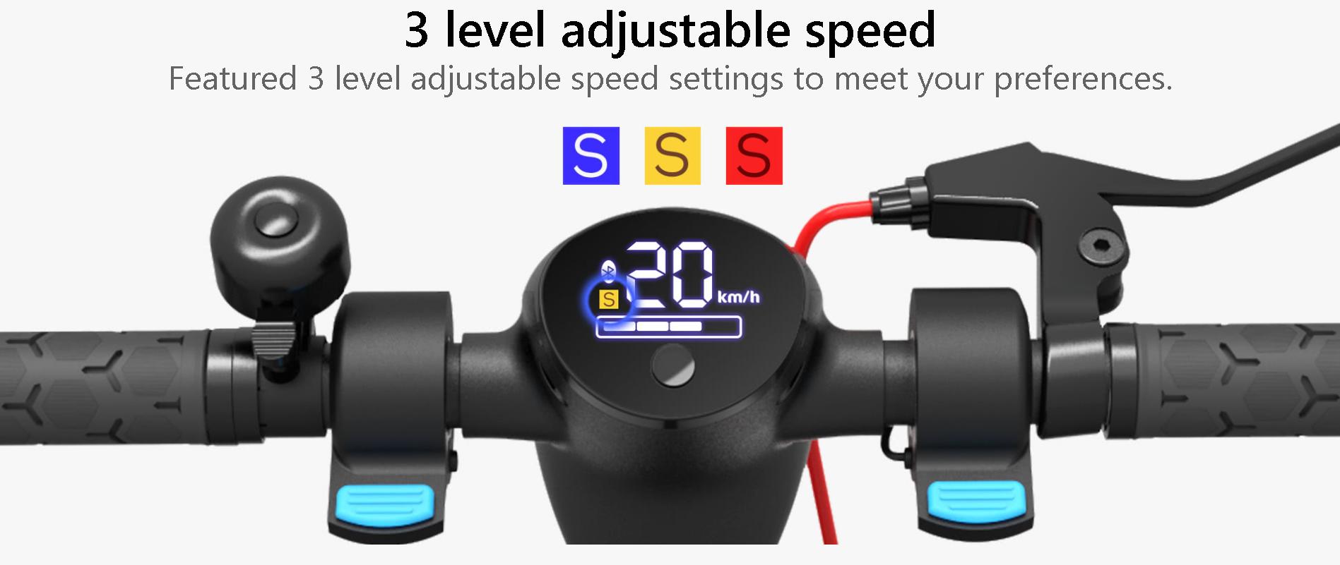 Kugoo Kirin ES2 elektromos roller teszt 35