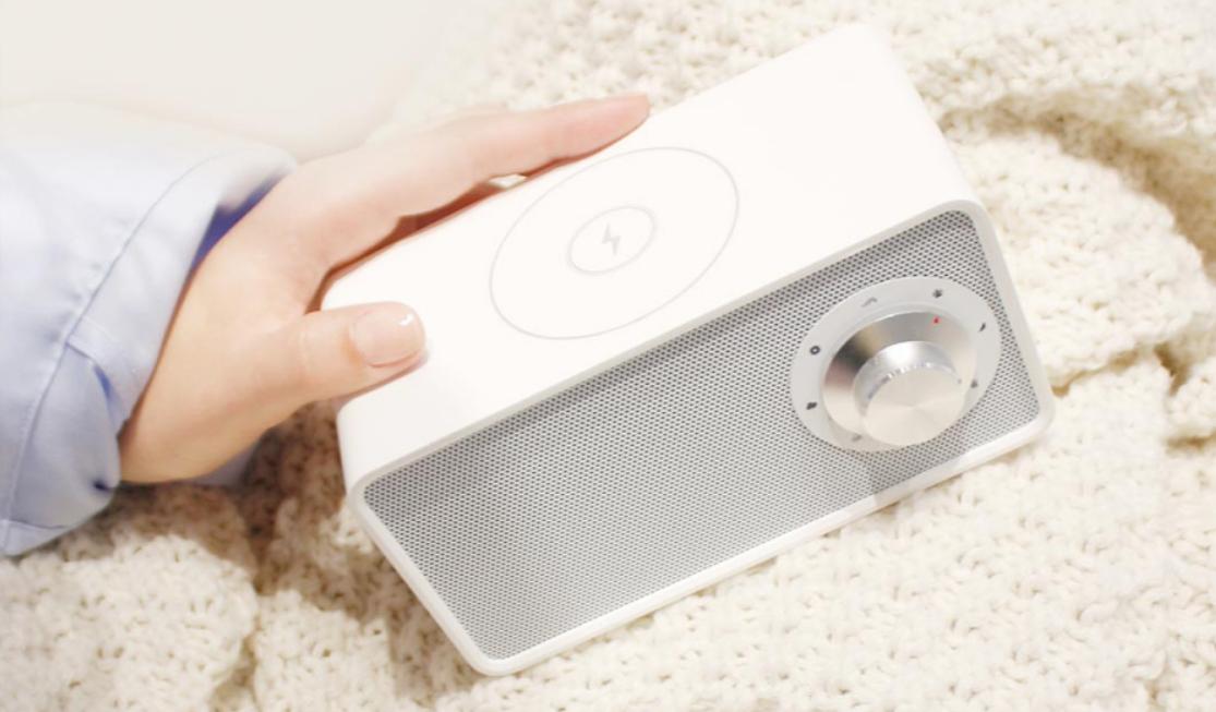 Xiaomi Qualitell alvássegítő hangfal teszt 11