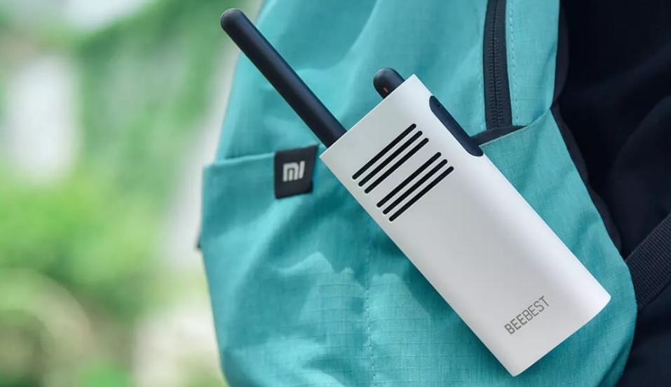 Xiaomi Beebest A208 walkie-talkie teszt 13