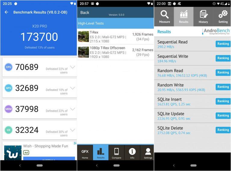 Cubot X20 Pro okostelefon teszt 21