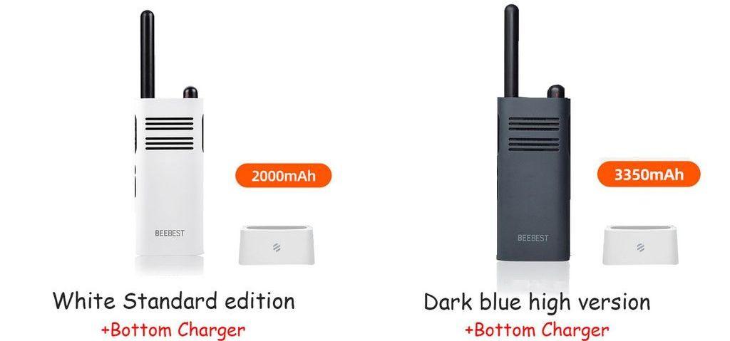 Xiaomi Beebest A208 walkie-talkie teszt 14