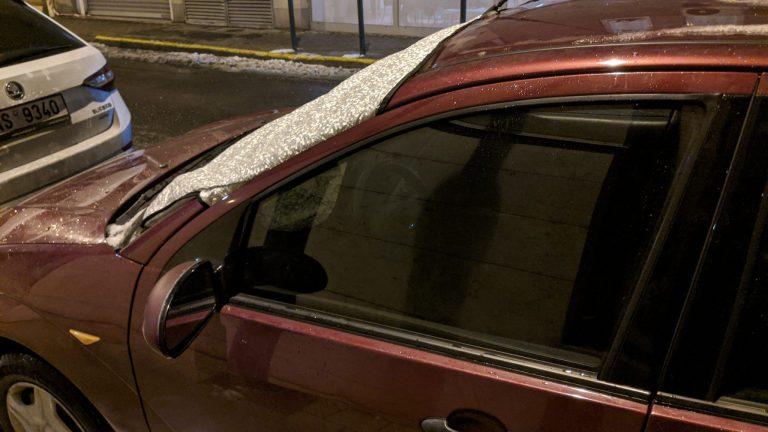 Autó szélvédő takaró teszt 7