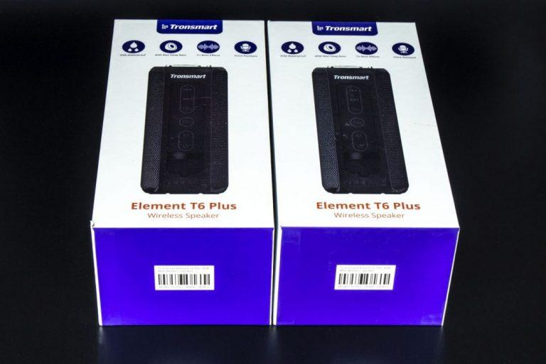Tronsmart T6 Plus sztereó Bluetooth hangszóró teszt 2
