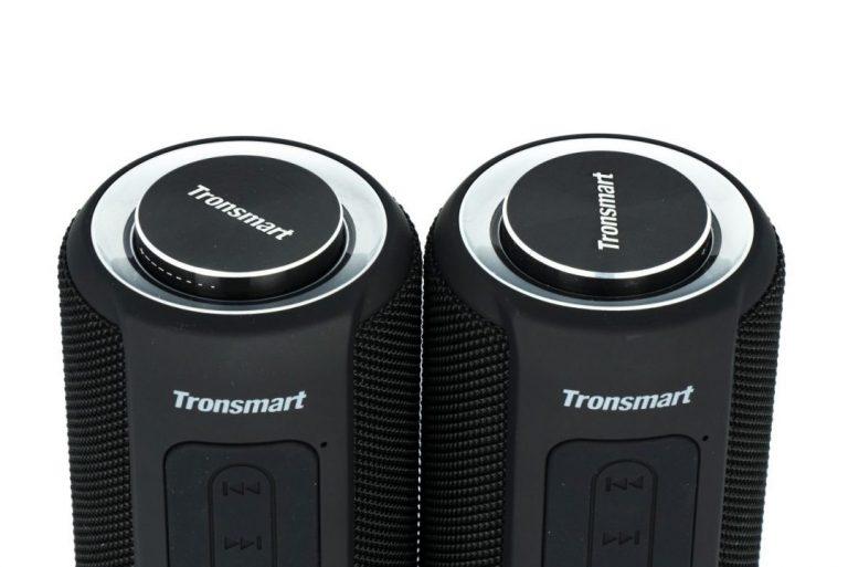 Tronsmart T6 Plus sztereó Bluetooth hangszóró teszt 3