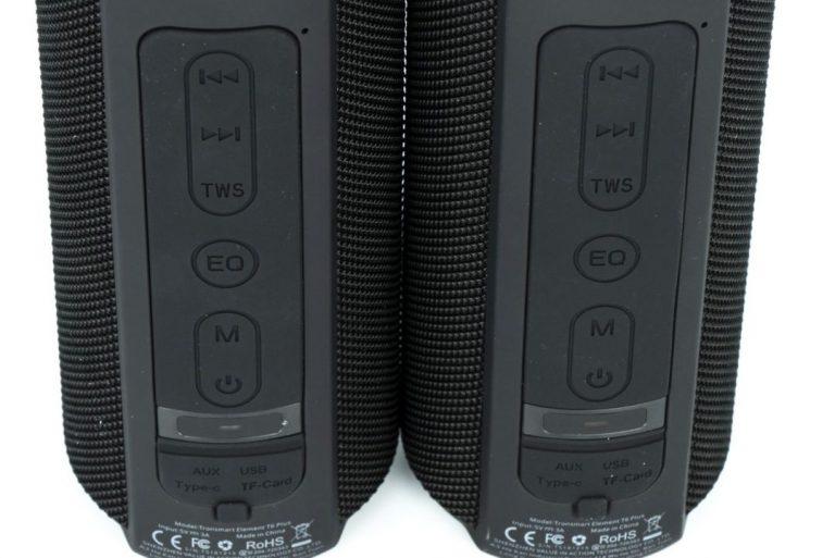 Tronsmart T6 Plus sztereó Bluetooth hangszóró teszt 4