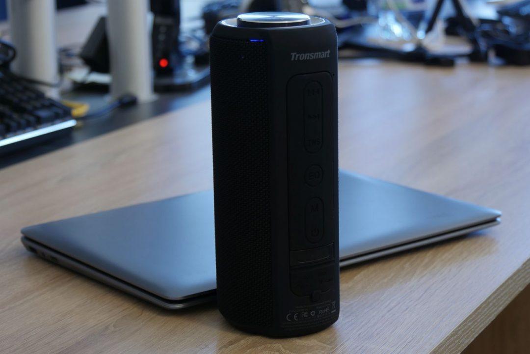 Tronsmart T6 Plus sztereó Bluetooth hangszóró teszt 14