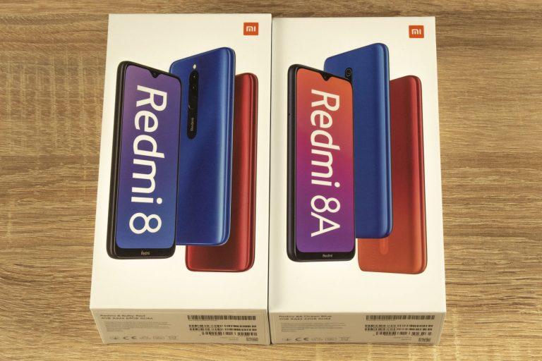 Redmi 8A okostelefon teszt 2
