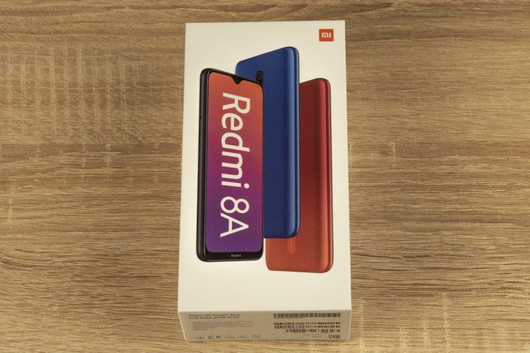 Redmi 8A okostelefon teszt 3