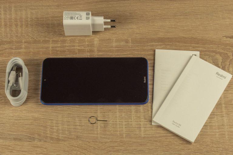Redmi 8A okostelefon teszt 4