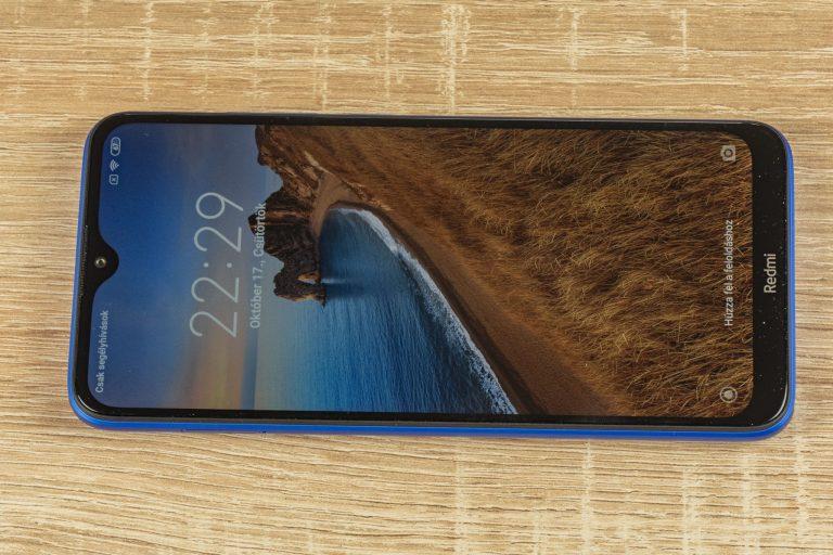Redmi 8A okostelefon teszt 6