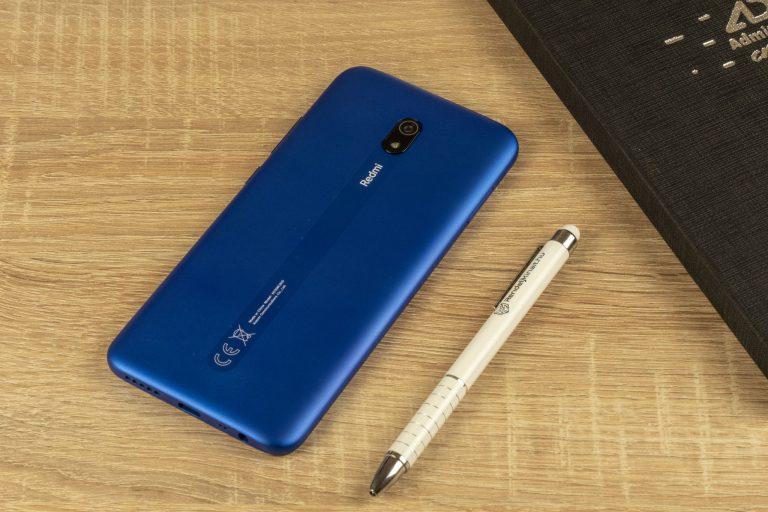 Redmi 8A okostelefon teszt 13