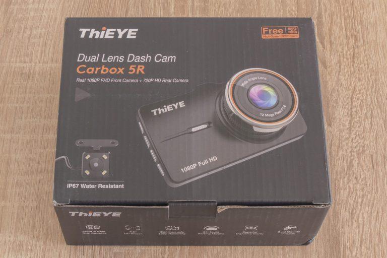 Thieye Carbox 5R DVR kamera teszt 3