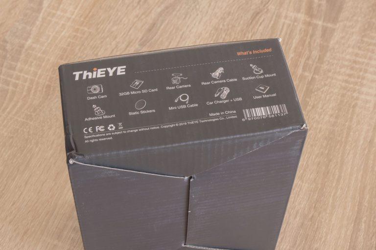 Thieye Carbox 5R DVR kamera teszt 2