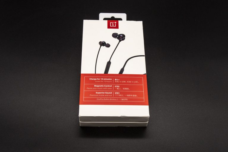 OnePlus Bullets Wireless 2 fülhallgató teszt 2