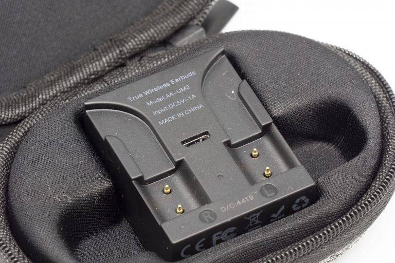 Blitzwolf AIRAUX AA-UM2 sport fülhallgató teszt 7