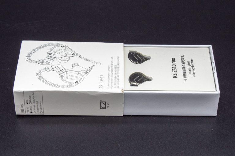 KZ-ZS10 Pro fülhallgató teszt 7