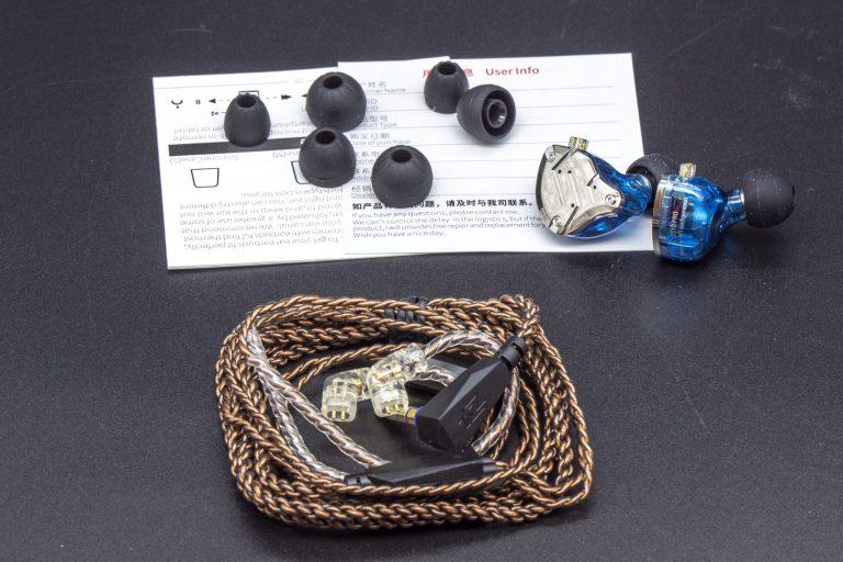 KZ-ZS10 Pro fülhallgató teszt 3
