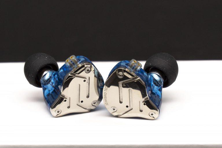 KZ-ZS10 Pro fülhallgató teszt 4