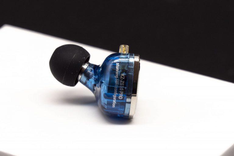 KZ-ZS10 Pro fülhallgató teszt 8
