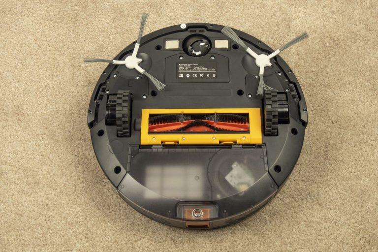 Zigma Spark 980 lézeres robotporszívó teszt 5