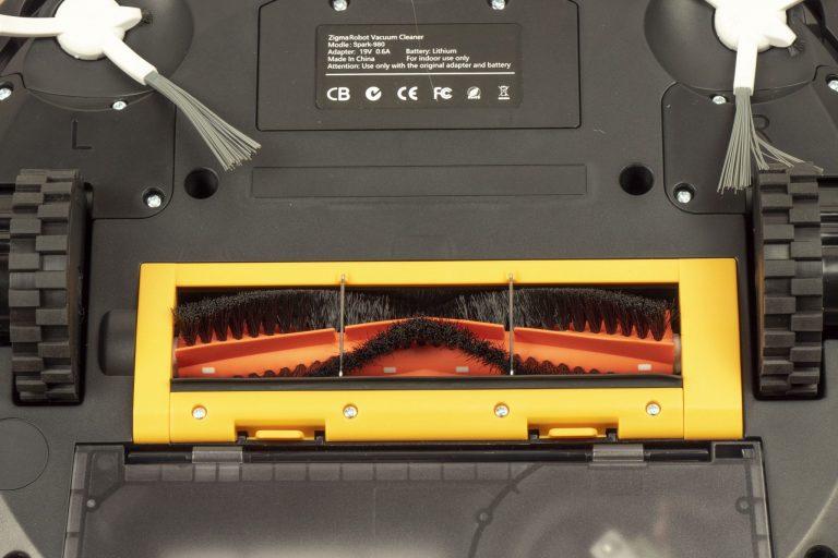 Zigma Spark 980 lézeres robotporszívó teszt 7