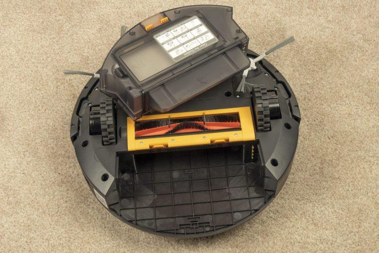 Zigma Spark 980 lézeres robotporszívó teszt 11