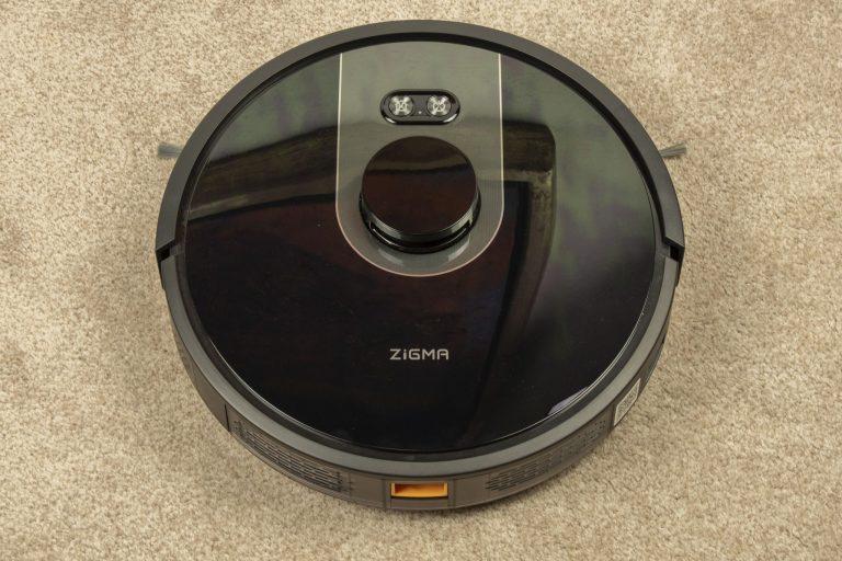 Zigma Spark 980 lézeres robotporszívó teszt 12