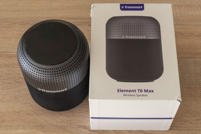 Tronsmart T6 Max BT hangszóró teszt 9